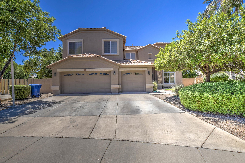 Photo of 2891 E SANTA ROSA Drive, Gilbert, AZ 85234
