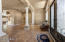 Large Columns and 12 ft Ceilings Offer A Stunning Entry To This Special Home.