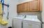 beautiful cabinets.