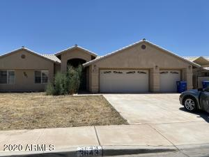 3643 W 26TH Place, Yuma, AZ 85364