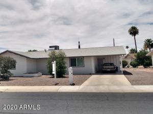 11024 N MADISON Drive, Sun City, AZ 85351