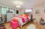 Nice size master bedroom