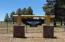 Ranch Sign at Entry