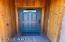 Entry to Caretaker's apartment