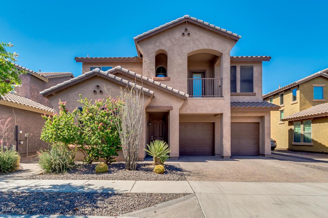Photo of 3942 E FRANCES Lane, Gilbert, AZ 85295