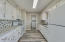 New paint, countertops, sink, disposal and tile backsplash