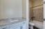 Second Master bedroom/ In-law suite -bathroom