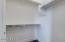 Second Master bedroom/ In-law suite- walk in closet