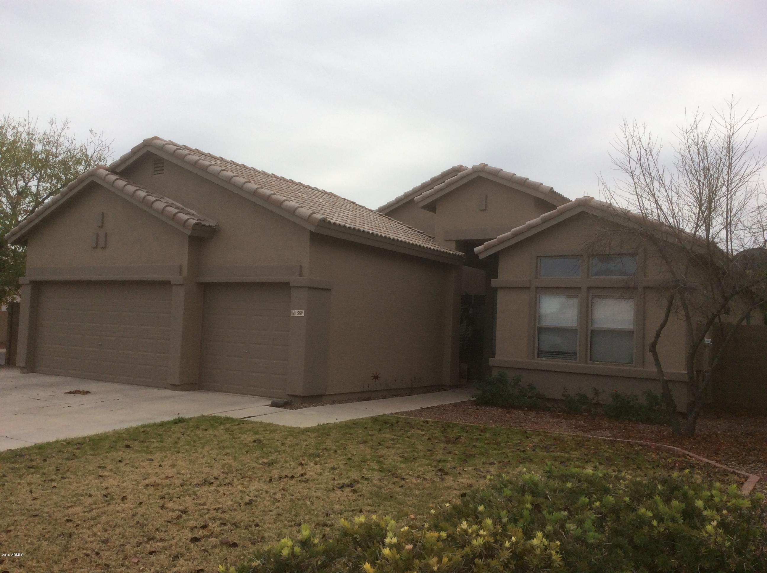 Photo of 589 E ORCHID Lane, Gilbert, AZ 85296