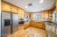 Granite Countertops & S/S Appliances