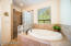 Walk in Shower & Jetted Tub