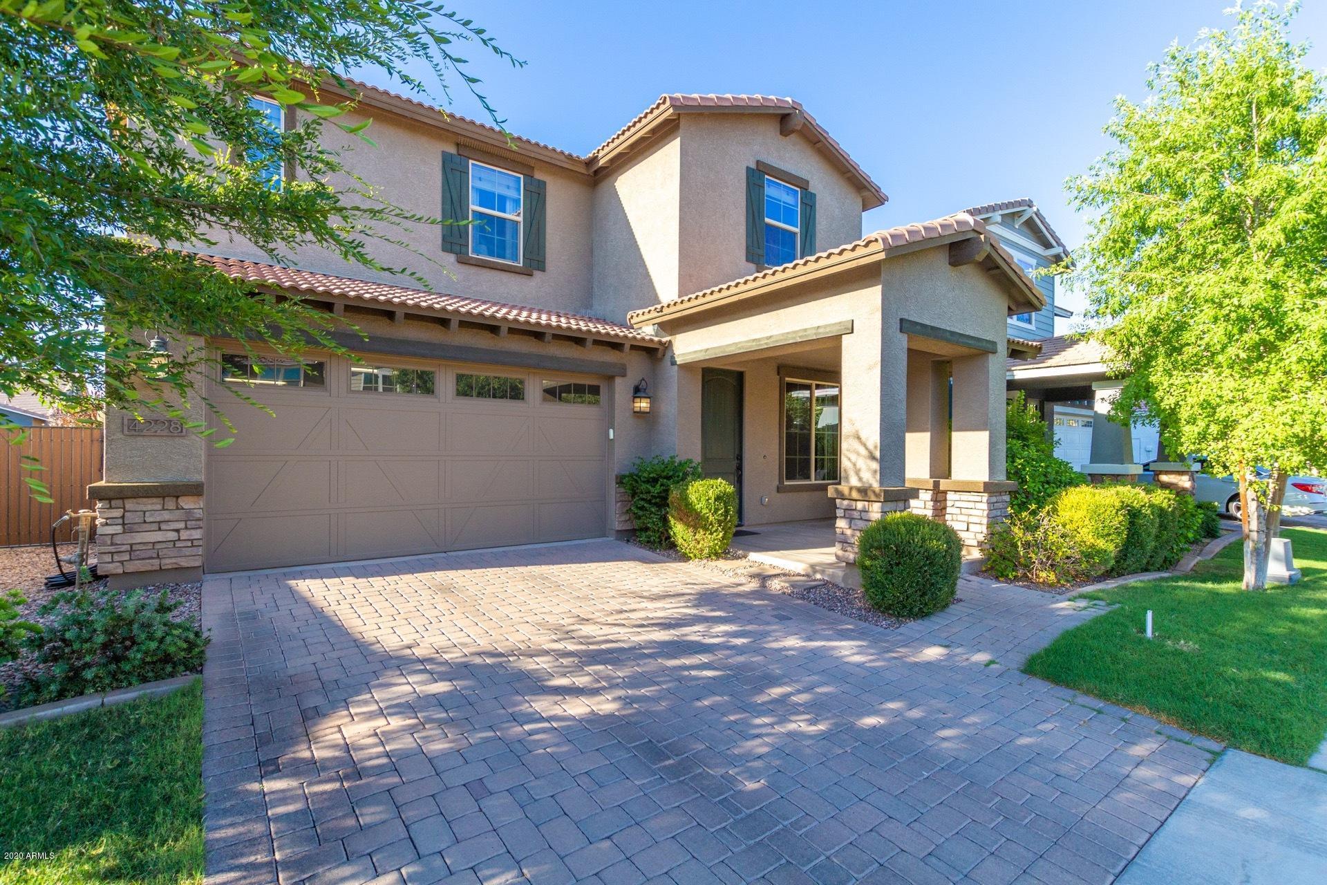 Photo of 4228 E RAWHIDE Street, Gilbert, AZ 85296