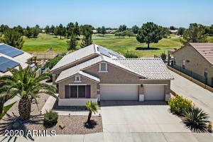 You'll want to see this golf course home that has plenty of upgrades. Even comes with hot tub and golf cart!