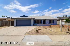 5023 W ONYX Avenue, Glendale, AZ 85302