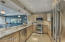 Renovated kitchen opens to great room