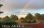 Rainbow after the summer rain
