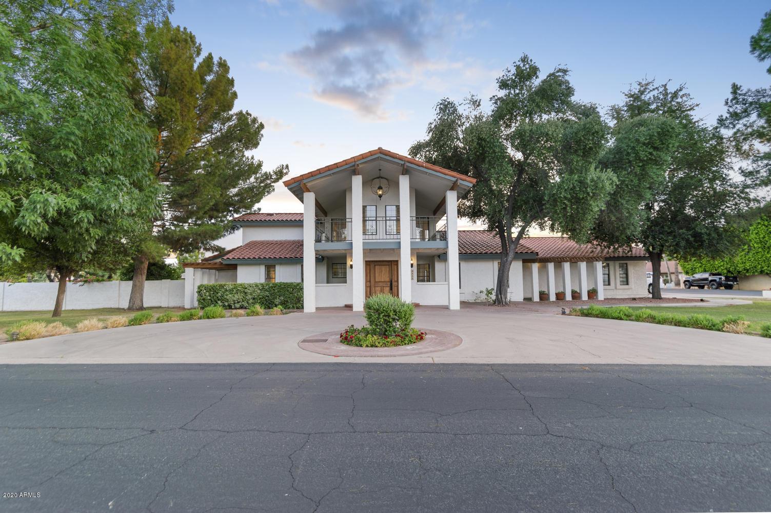 Photo of 2111 E CALLE MADERAS Street, Mesa, AZ 85213