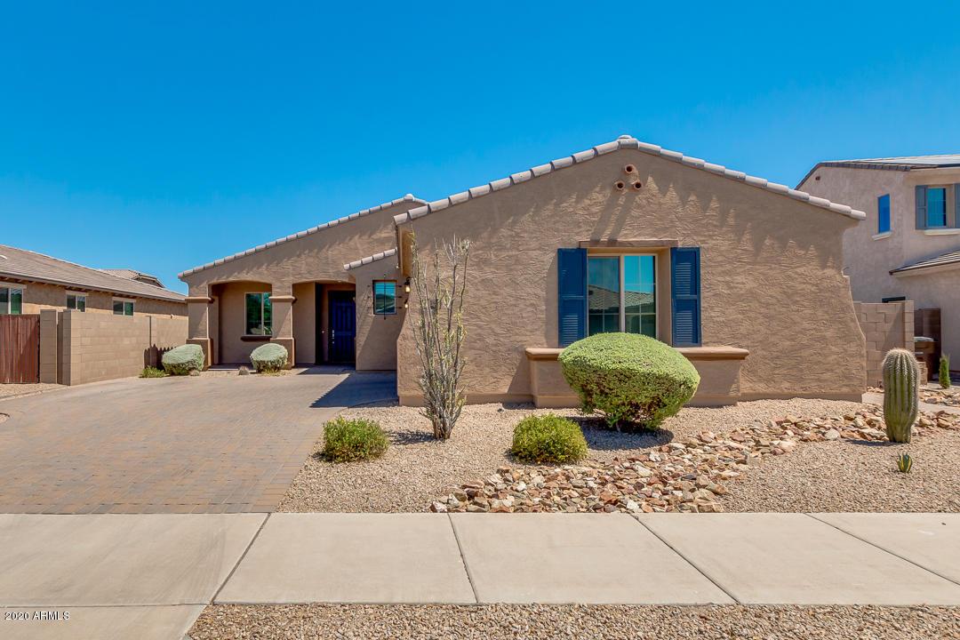 Photo of 14348 W Desert Flower Drive, Goodyear, AZ 85395