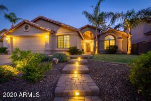 1251 W HONEYSUCKLE Lane, Chandler, AZ 85248