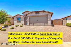 2152 W OLIVIA Drive, Queen Creek, AZ 85142