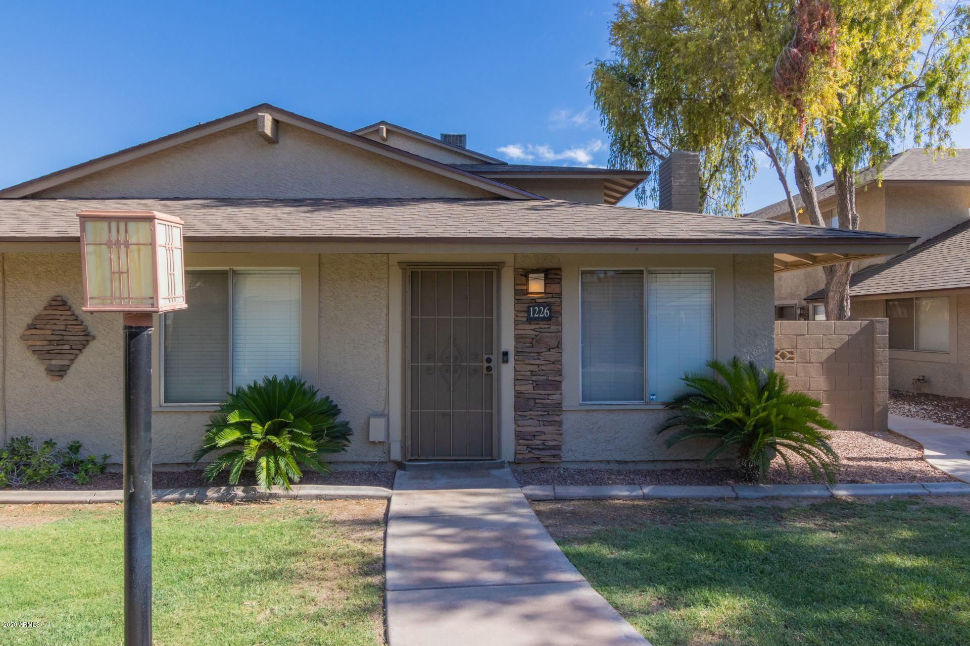 Photo of 1226 N 85TH Place, Scottsdale, AZ 85257