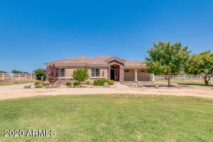 Beautiful Custom Home on 1.84 acres of irrigated land