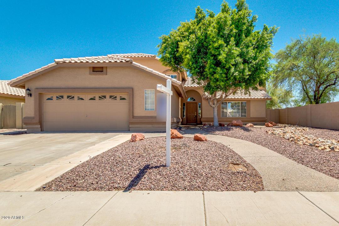Photo of 8621 W WINDROSE Drive, Peoria, AZ 85381