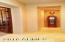 Windowed Alder Wood Doors To Study; Wide Hallways; High Designer Ceilings; Awesome Clock or Curio Niche!