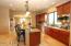 Deluxe Gourmet Chef Kitchen; GRANITE; Walk-In Pantry; 48 Inch Monogram Refrigerator