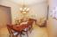 Large, Elegant Formal Dining (or) multi-purpose BONUS ROOM (dining, pool table, Gym, or other).