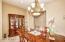 Formal Dining / Games or Bonus Room - Loads of Space For Large Furniture!