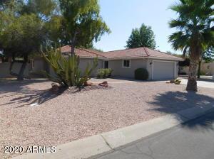 25640 S HOWARD Drive, Sun Lakes, AZ 85248