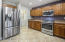 Stainless steel appliances! Gas Stove!
