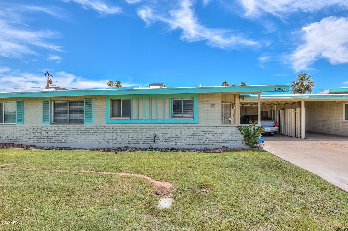 Photo of 10924 W WINDSOR Drive, Sun City, AZ 85351
