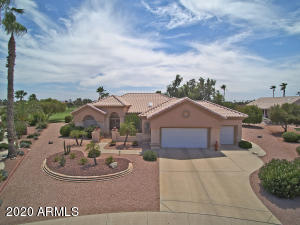 15241 W ROBERTSON Court, Sun City West, AZ 85375