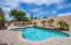 Beautiflul salt water pool