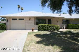 10354 W PRAIRIE HILLS Circle, Sun City, AZ 85351