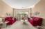 Spacious Living/Flex Room w/Views