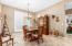 Light-filled Dining Room