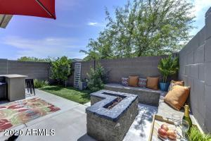 Private backyard with no homes behind or to the north. Perfect for entertaining!