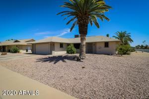 12739 W BEECHWOOD Drive, Sun City West, AZ 85375