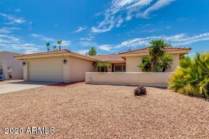 26202 S SADDLETREE Drive, Sun Lakes, AZ 85248