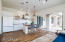 Casita/Sliding Wall open to patio