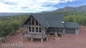 136 E HOOT OWL Trail, Payson, AZ 85541