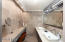 Split Master bathroom