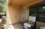 SOUTH PATIO w/DIRECT ACCESS TO IND.BEND WASH TRAIL. STORAGE ROOM AN ADDED BONUS!