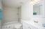 Fully remodeled bathroom