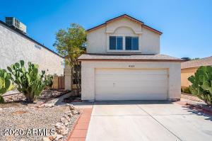 4021 W CHAMA Drive, Glendale, AZ 85310