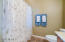 Tub/shower combo in bdrm #2