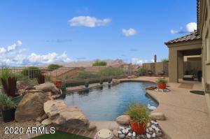 11537 E Desert Willow Drive, Scottsdale, AZ 85255